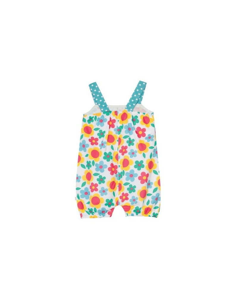 Salopette in cotone biologico Summer Frugi