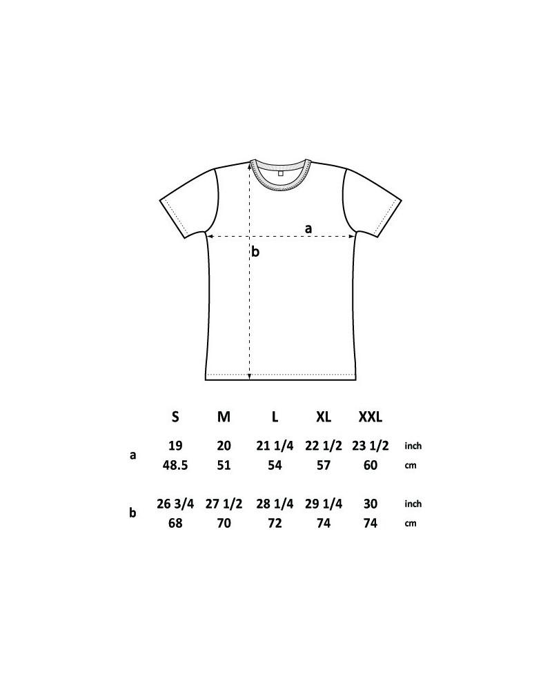 T-shirt uomo in bamboo