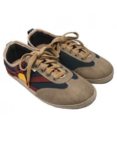 Sneakers vegan Tibet in cotone bio Komodo.