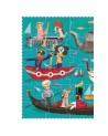 Puzzle ecologico per bambini MARE MIO Londji