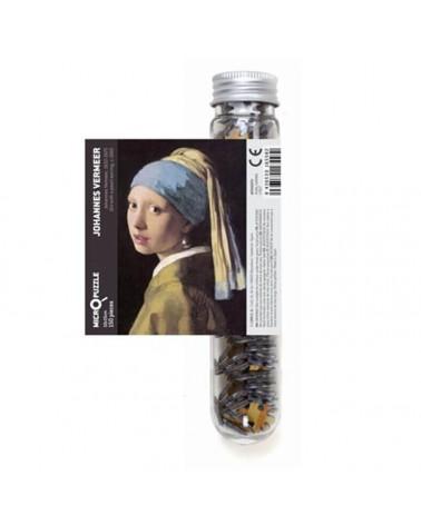 Puzzle mini Vermeer 150pz cm 10x15. Londji