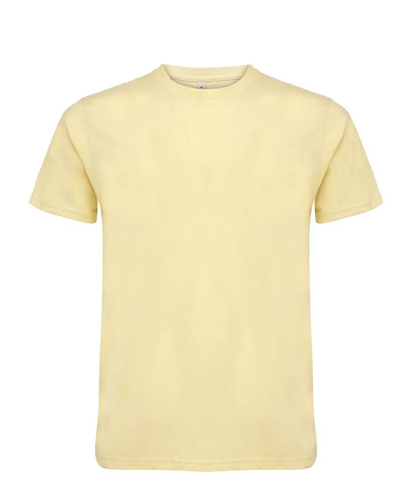 T-shirt uomo lemon in cotone biologico. Prodotto ecologico