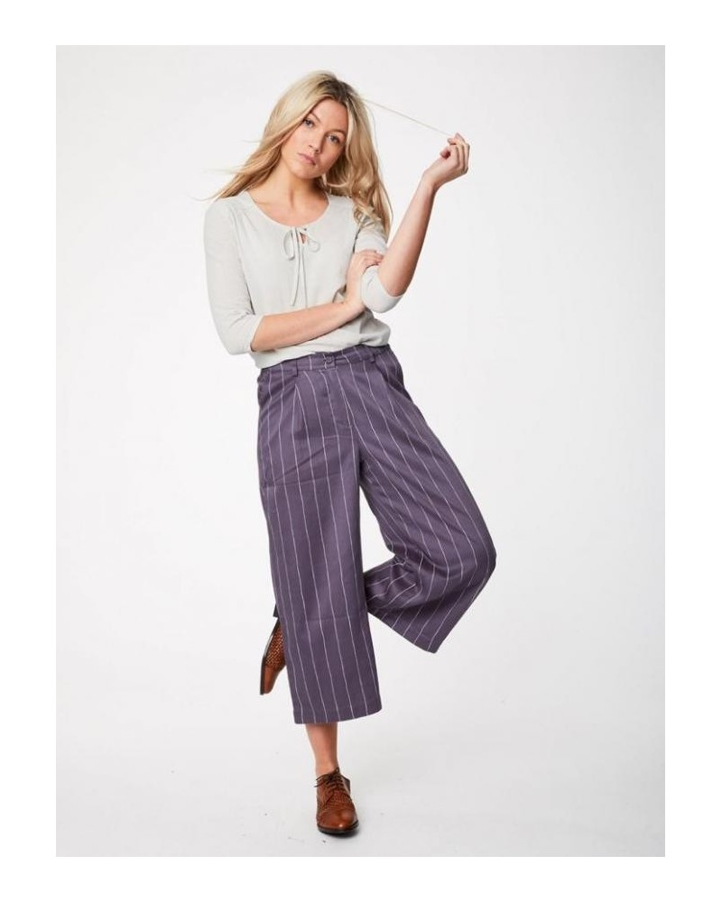 Pantalone donna grigio, Thought.