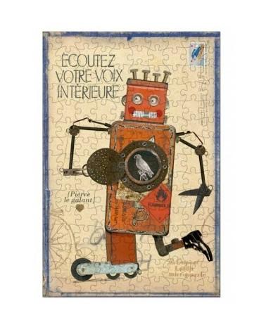 Puzzle mini Pierre 150pz cm 10x15. Londji