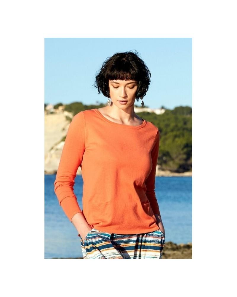 Maglioncino donna in cotone, Mango.